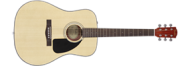 Fender CD60 Natural