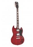 Vintage VS6 SG Cherry