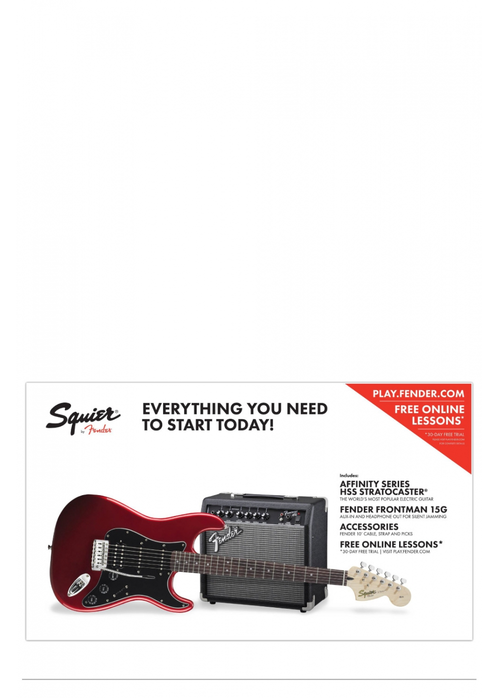 Squier Pack