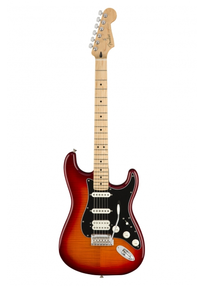 Fender Strat Plus Top HSS MN ACB